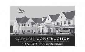 Print Advertising – Catalyst Construction